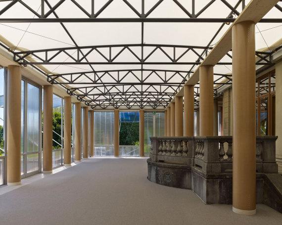Pavillon Museum Rietberg