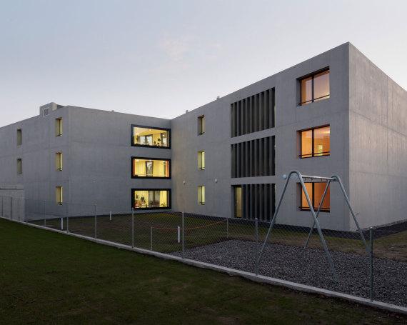 Wohnhaus Tunau, Reinach